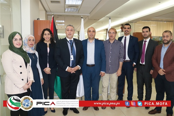 A Cooperation Program Between The Palestinian International Cooperation Agency (Pica) And The Ministry Of Labor (Mol) To Support The Implementation Of Economic Empowerment Plans