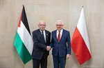 Minister Dr. Malki meets his Polish counterpart