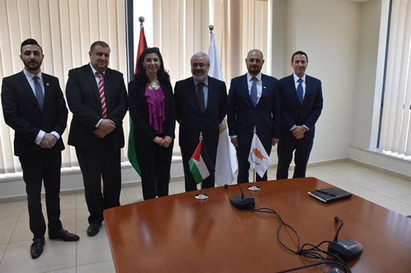Agreement on holding of the Palestinian-Cypriot Joint Committee and the trilateral Palestinian-Greek Cypriot summit before the end of this year
