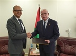 Minister Malki receives new Australian representative credentials