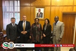 Palestine and Zimbabwe; historical relations embraced by the Palestinian international cooperation agency