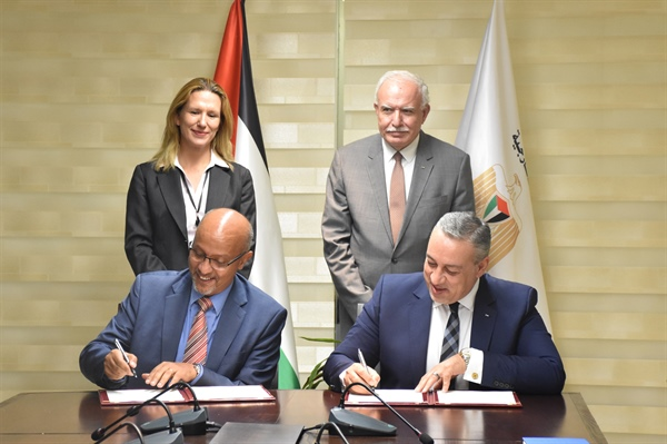 PICA & UNV Towards A Strategic Partnership TO Enhance The Effectiveness Of Their Development Efforts
