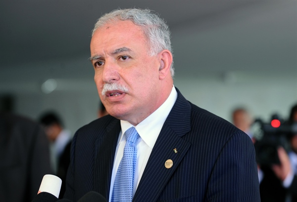 Statement by H.E. Dr. Riad Malki Minister of Foreign and Expatriate Affairs