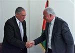 Minister Dr.Riad Malki meets with the European Union representative in Ramallah
