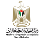 The Ministry of Foreign Affairs and Expatriates// Palestinian Diplomacy Initiates International Pressure to Stop Erdan's Decision Against Palestine TV.
