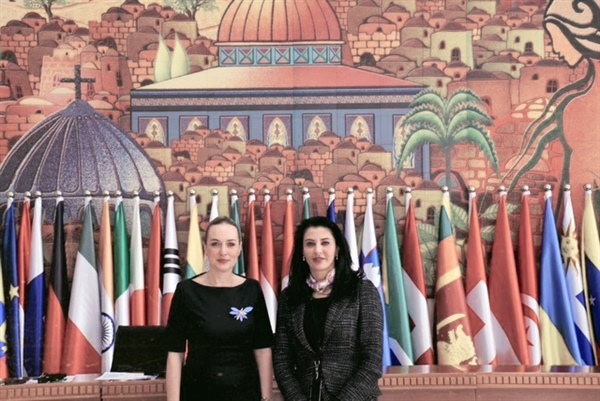 During the bilateral consultation session, Slovakia decides to increase the number of scholarships and development assistance provided to the Palestinian people
