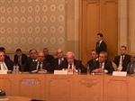 Minister Dr. Malki participates in the meetings of the fifth session of the Arab-Russian Cooperation forum in Moscow