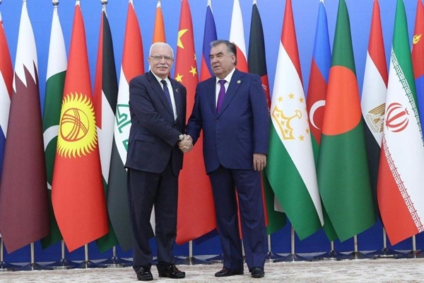 Minister Dr. Malki chairs the delegation to the Fifth Summit on Interaction and Confidence...