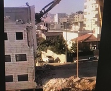Foreign Affairs and Expatriates: The Demolition of Buildings in Wadi al-Homs is a Systematic...